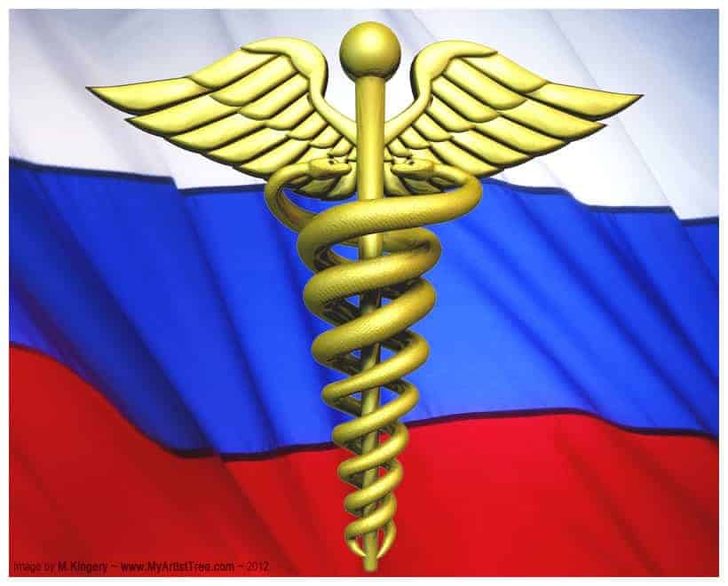 Medical Imaging in Russia