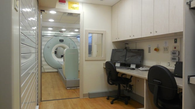 mobile pet-ct