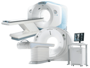 amber diagnostics refurbished and used 8 slice computed tomography or ct scan
