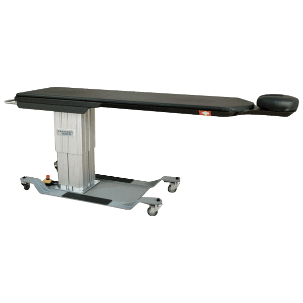 oakworks cfpm100 - integrated headrest tables c-arm