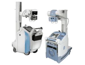 amber diagnostics used and refurbished radiographic portable machines