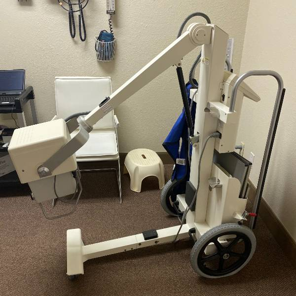 SRI Powermax 1260 Mobile X-Ray for sale
